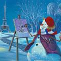 Joyeux Noel by Michael Humphries