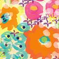 Joyful Garden by Linda Woods