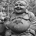 Joyful Lord Buddha by Karon Melillo DeVega