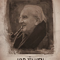 J.r.r. Tolkien by Afterdarkness