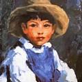 Juan Also Known As Jose No 2 Mexican Boy 1916 by Henri Robert