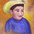 Juan, 16x20, Oil, '07 by Lac Buffamonti