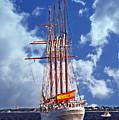 Juan Sebastian De Elcano by Anthony Dezenzio