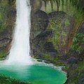 Juana Falls by Tony Rodriguez