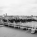 Jubilee Bridge by Amar Sheow