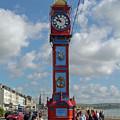 Jubilee Clock - Weymouth by Rod Johnson