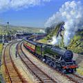 Jubilee Trafalgar At Mangotsfield by Matthew Cousins