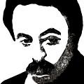 Jubran Khalil Jubran by Munir Alawi