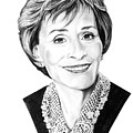 Judge Judith Sheindlin by Murphy Elliott