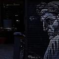 Judgemental Graffiti by Leah Stark