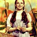 Judy Garland, Dorothy by Mary Bassett