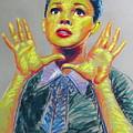 Judy Garland by Heather Bullach