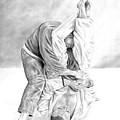 Jiu Jitsu Fundamentals The Armbar by Jenica Wynne