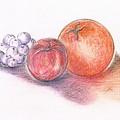 Juicy Fruits by Teresa White