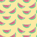 Juicy Watermelon by Allyson Johnson
