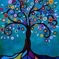 Juju's Tree by Pristine Cartera Turkus