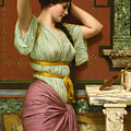 Julia by John William Godward