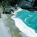Julia Pfeiffer Burns State Park by Ronnie Glover
