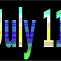 July 11 by Day Williams