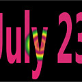 July 23 by Day Williams