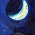 July Moon by Nancy Moniz