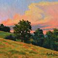 July Thunderhead by Keith Burgess