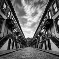 Jumel Terrace Historic District, Upper West Side New York by Edi Chen