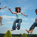 Jumping For Joy by Jane Stanley