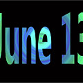 June 13 by Day Williams