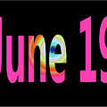 June 19 by Day Williams