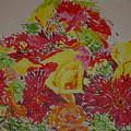 June Bouquet by Raymond Nash
