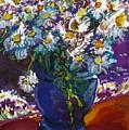 June Daisies by Doranne Alden
