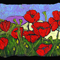 June Poppies by Wayne Potrafka