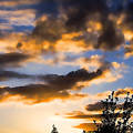 June Sunset by David Patterson