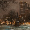 Juneau Park Milwaukee by Tom Shropshire