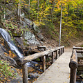 Juney Whank Falls And A Place To Rest by Jill Lang