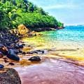 Jungle Beach by Fathima Shabnam