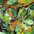 Jungle Green by Ric Castro