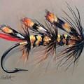 Jungle Hornet by Cindy Gillett