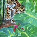 Jungle Jaguar by Ellen Levinson