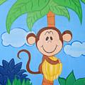 Jungle Monkey by Valerie Carpenter