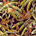 Jungle Monkeys by Leslie Marcus