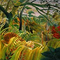 Jungle Storm 1891 by Padre Art