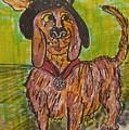 Junk Yard Dog by Geraldine Myszenski
