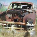 Junked 1953 Chrysler Windsor Deluxe by David King