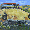 Junkyard Packard by David King