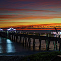 Juno Pier Twilight Wide by Ken Figurski