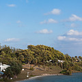 Jupiter Lighthouse And Inlet by Ed Gleichman
