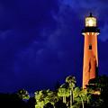 Jupiter Lighthouse by Carol Eade