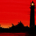 Jupiter Lighthouse by Michael Vigliotti
